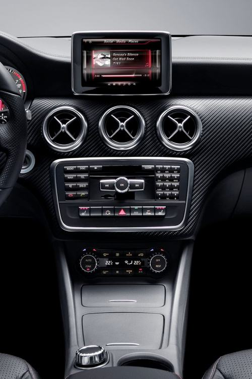Siri Will Command the New Mercedes A-Class