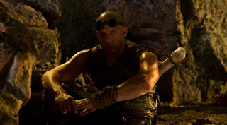 New Pics from Riddick