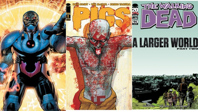 The Panel Discussion Dozen: 12 Comics That Aren't What They Seem This Week