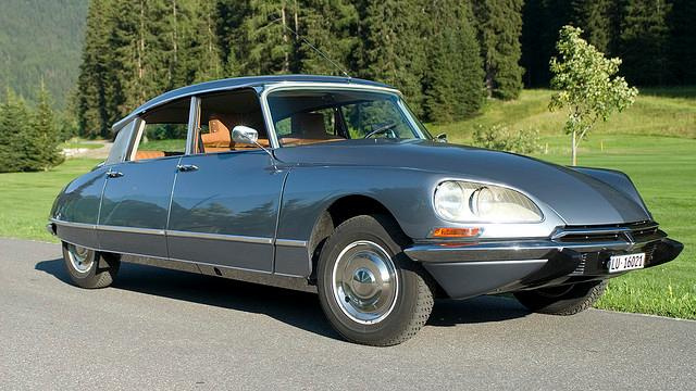 The Ten Most Advanced Cars Of Their Decades