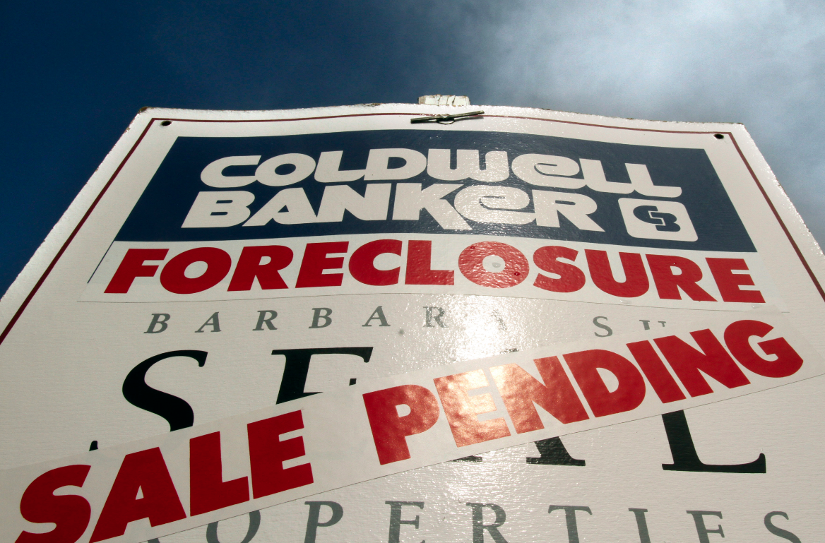 Click here to read Foreclosures on The Top 1% Sure Do Move Slowly