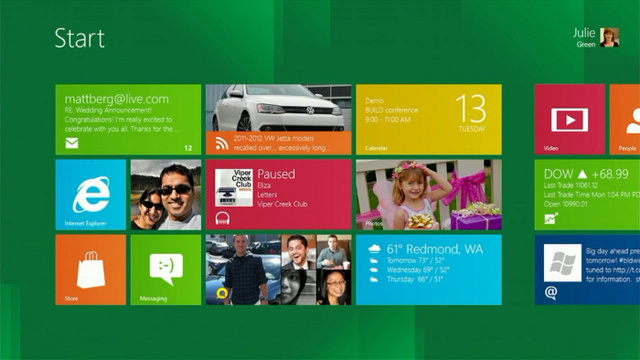 The Windows 8 Consumer Preview Drops Tomorrow