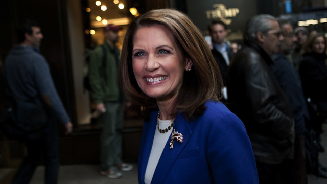 Jackass Who Used Twitter to Threaten Michele Bachmann With Rape is in Huge Trouble