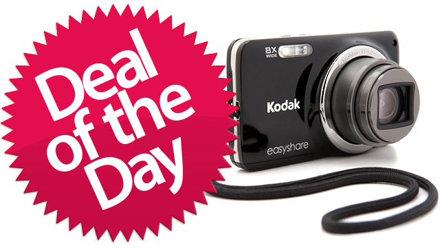 Click here to read This 14MP Kodak Digital Camera Is Your Glossy Black Deal of the Day