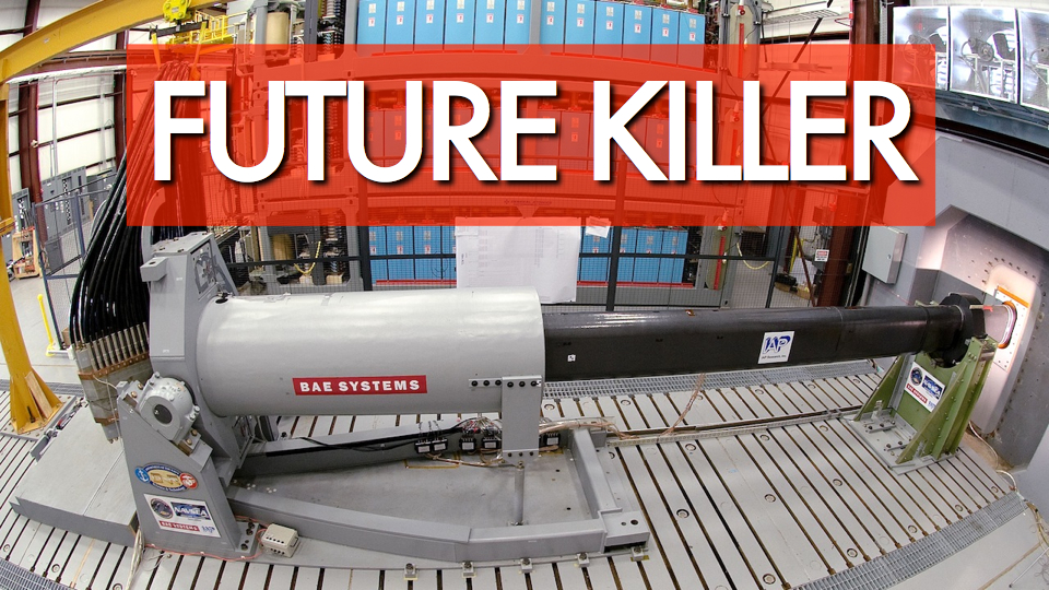 Click here to read The Military's Super Shipwrecking Railgun Just Got Really Real