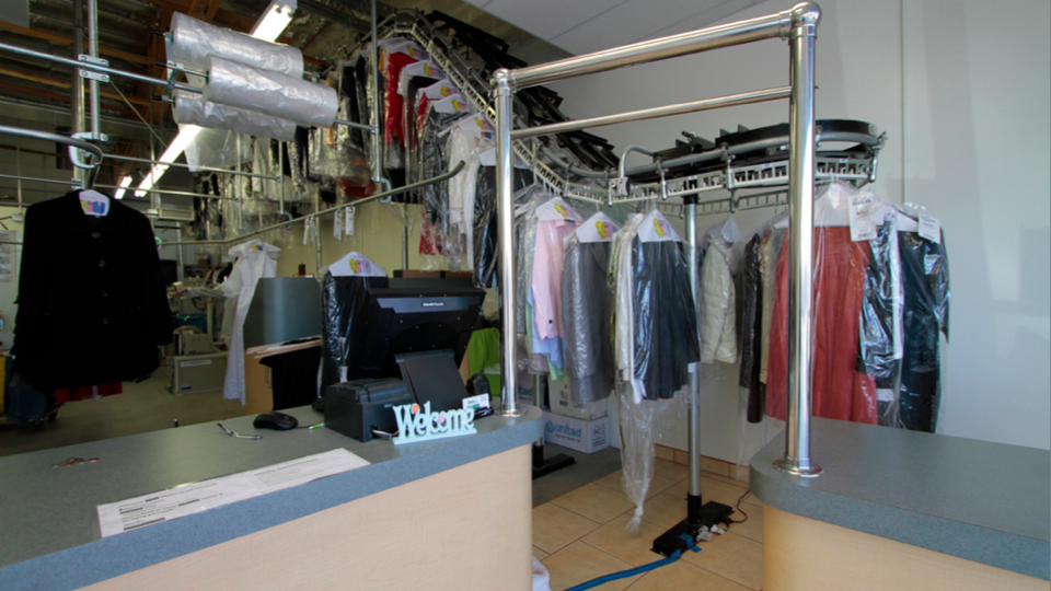Click here to read Dry Cleaning: It's Not What You Think