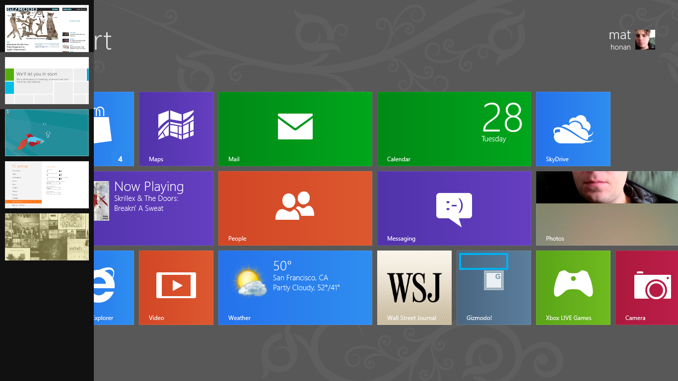 Windows 8 Consumer Preview Hands On: No Going Back