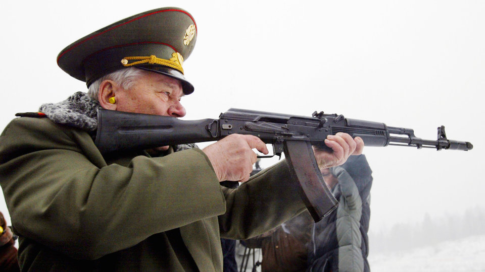Gun Obsessed Americans Are Keeping Russian AK-47 ...