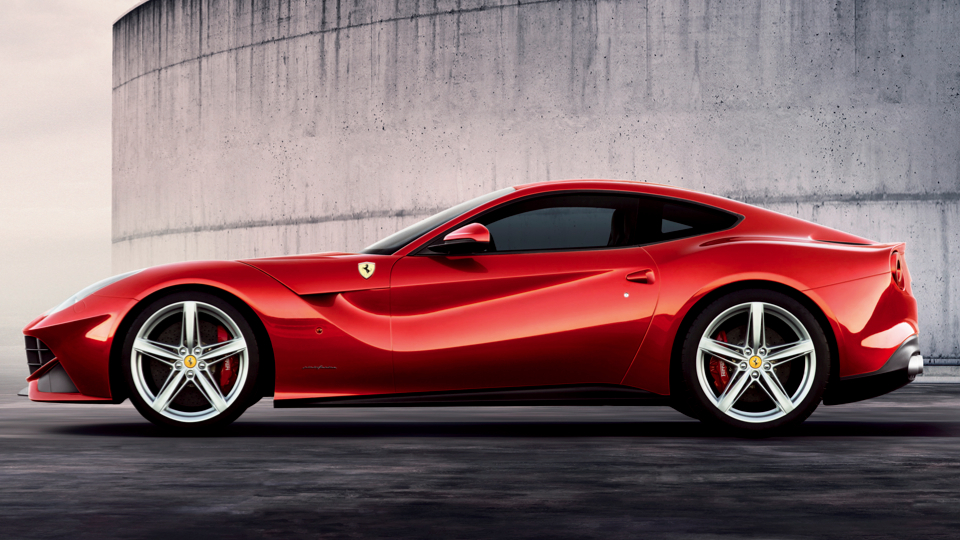 Small Blog V8: Ferrari F620GT Is Actually Called 'F12berlinetta' And ...