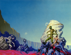 Michael Chabon's 17-Year Quest to Write a Mars Adventure Movie