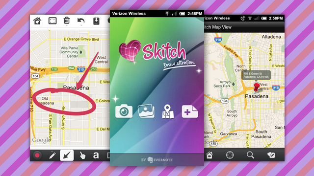 Click here to read Skitch for Android Adds Maps Annotation, SD Card Saving, and More