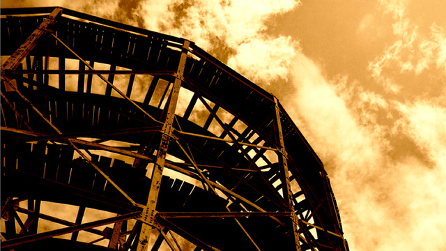 Why Roller Coasters Wouldn't Exist Without Coal Mining