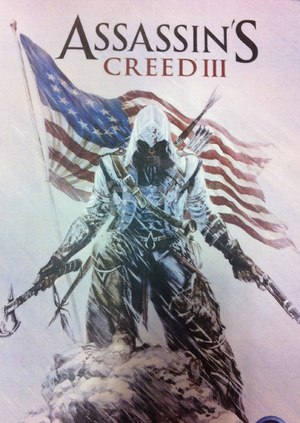 Is This the Star of Assassin's Creed III? [Update: Yes, It Is]