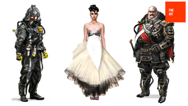 The Dapper Villains and Pretty Ladies of the Killzone Universe