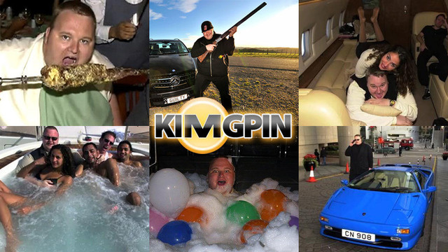 "Kim Dotcom: ""I'm No Piracy King"""
