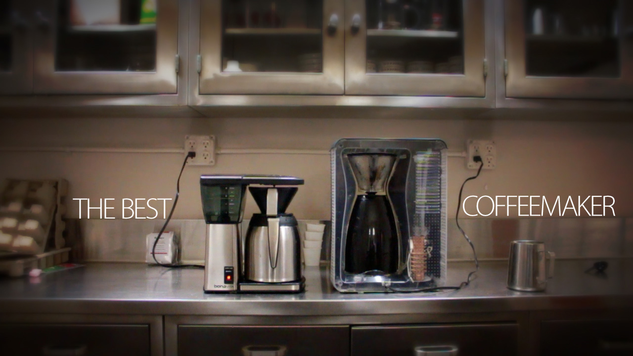 The Best Automatic Coffee Machine