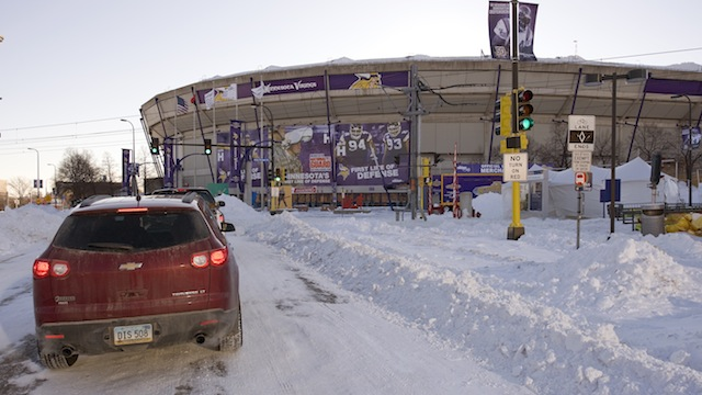 The Vikings' Stadium Whoreathon Will End Where It Started