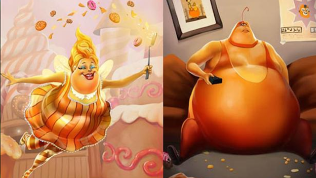 Disney Prematurely Indefinitely Delays Controversial Fat Shameland