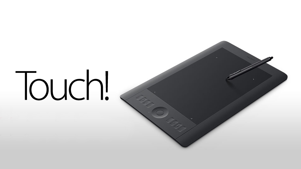 Click here to read Wacom Intuos 5 Hands On: Multitouch Feels Good
