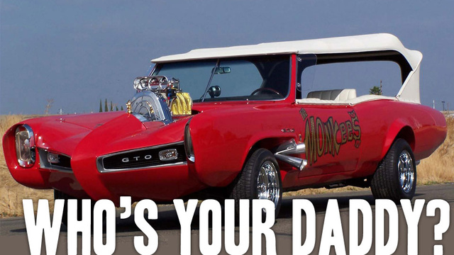 Why Is George Barris Getting Credit For The Monkeemobile?