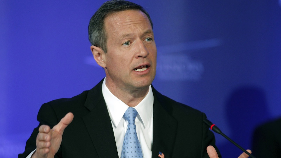 Maryland Legalizes Gay Marriage, For Now Maryland Governor Martin O'Malley ...