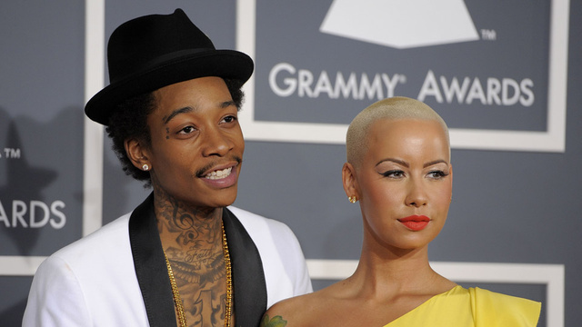 Wiz Khalifa and Amber Rose Are Engaged!