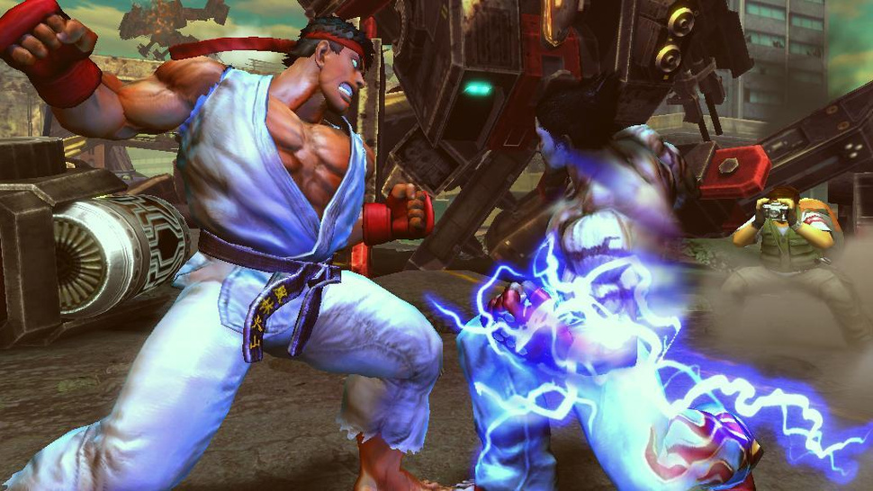 It's a Thursday, So Capcom Must Be Having a Problem With <em>Street Fighter X Tekken</em> DLC