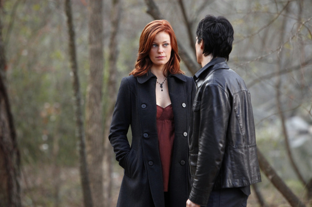 The Vampire Diaries 'Break on Through' Images
