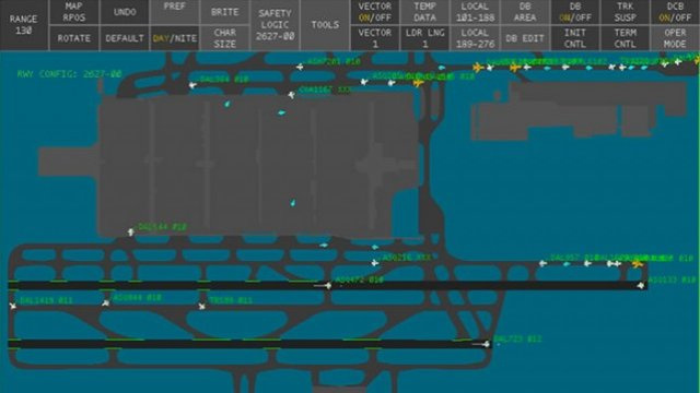 The All-Weather Radar That Keeps Your Plane from Landing on Luggage Trolleys