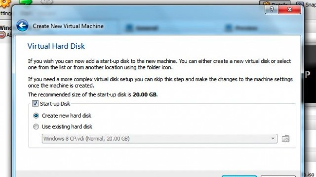 Test Drive The Windows 8 Consumer Preview By Running It In VirtualBox Lifehacker Australia