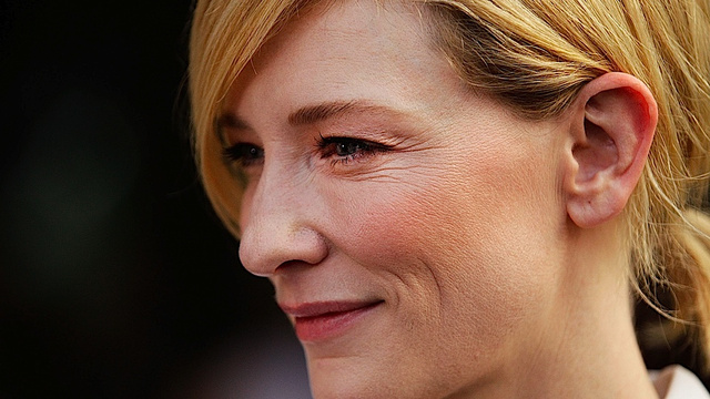 Cate Blanchett Is Rightly Terrified of Plastic Surgery
