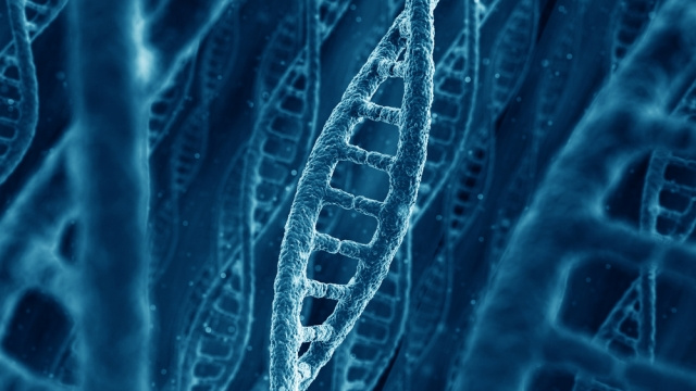 What mysterious genetic material ruled the world before DNA and RNA?