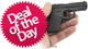 The Gun Shaped USB Flash Drive Is Your Leave-This-Peripheral-At-Home Deal of the Day