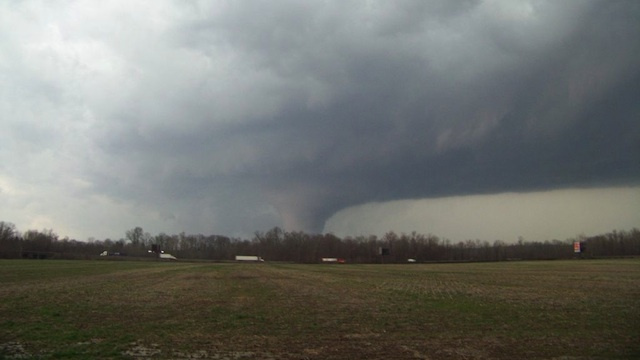 'Henryville is completely gone': Tornadoes Hit Alabama and Indiana