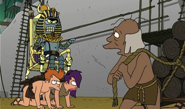 How Bender Bending Rodriguez was elected head of the Washington school board