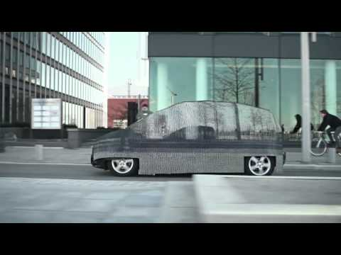Mercedes Makes an Invisible Minivan: I Hope This Becomes an Official Option [Video]