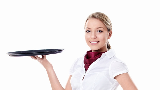 Does This New Gadget Mean the End of Waitstaff?