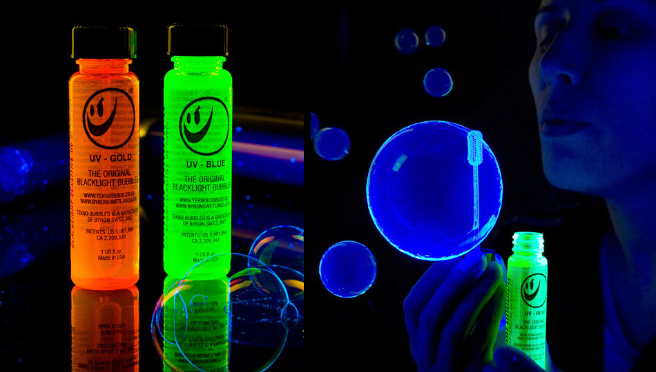 Click here to read Glowing Bubbles Turn Any Occasion Into a Kid-Safe Rave