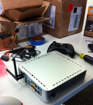Is This a Photo of Valve's Rumored Console, Or At Least a Prototype?