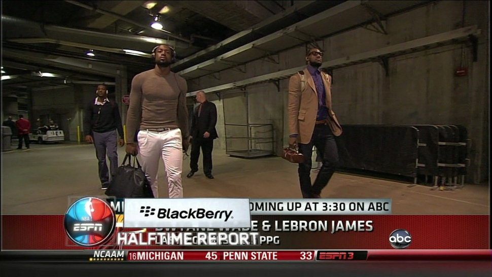 LeBron James: Purse Aficionado
