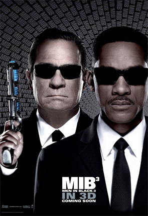 Men in Black III Posters