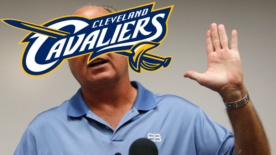The Cleveland Cavaliers Really, <em>Really</em> Do Not Want To Be Associated With Rush Limbaugh Anymore