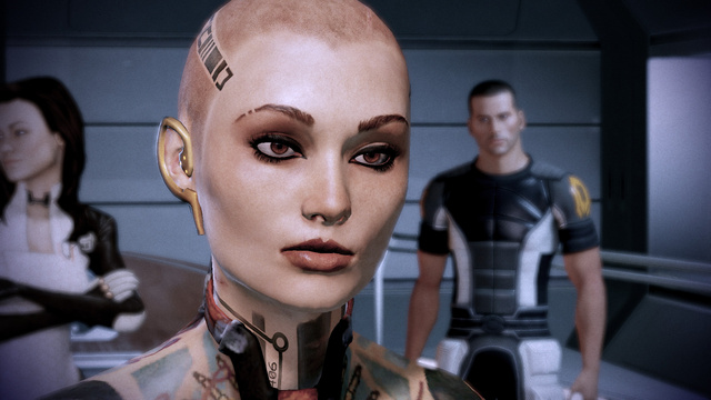 10 Things You Probably Didn't Know About Mass Effect