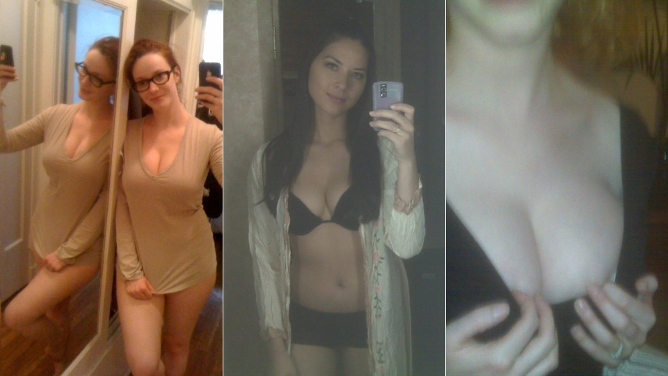 Click here to read NSFW: Breast-Crazed Hackers Steal Naked Phone Photos of Christina Hendricks and Olivia Munn