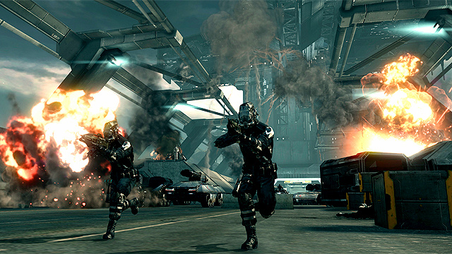 Dust 514 Will Be Free to Play, No Cover Required