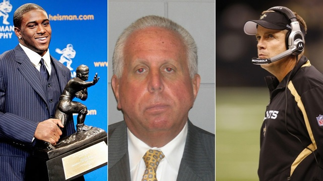 Meet The Convicted Felon Who Defrauded The NFL, Made Reggie Bush Ineligible, And Funded The Saints' Bounty Program
