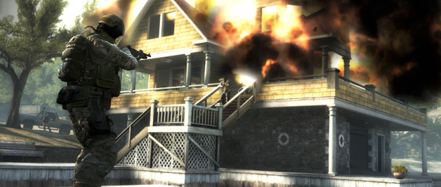 Houses Explode In New Counter-Strike: Global Offensive Screenshots