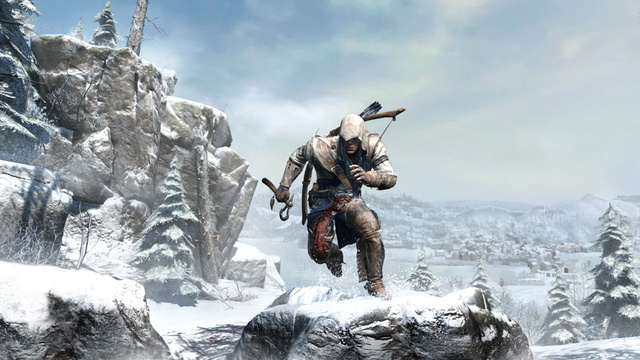 Assassin's Creed III Brings a New Hero to a New Console with a New Engine