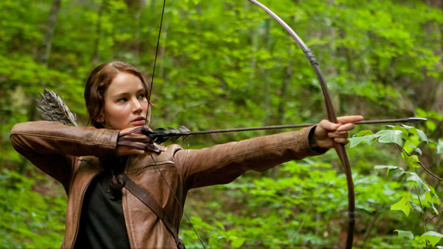 Another Hunger Games Workout Promises You'll Get In 'Killer' Shape