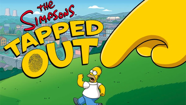 EA Pulls Simpsons Game from iTunes Due to Overwhelming Popularity